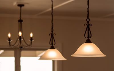 Lighting Design and Installation by Thompson Electrical Ltd